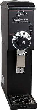 Bunn G3 HD 3 lb Black Bulk Coffee Grinder