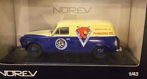 Norev 474309 Peugeot 403 La vache qui rit - fromageries bel
