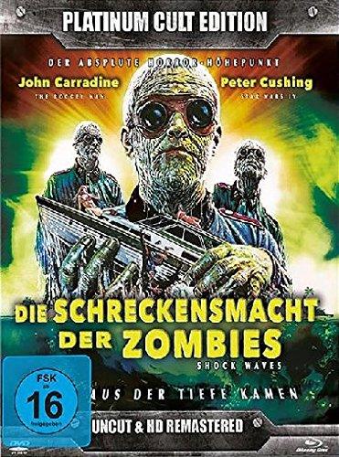Die Schreckensmacht der Zombies (Platinum Cult Edition) - limitierte Auflage!! [Blu-ray] [Limited Edition]