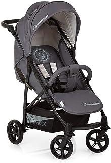 comprar comparacion Hauck Rapid 4X Silla de paseo ligera desde nacimiento hasta 25 kg, Niños, Gris