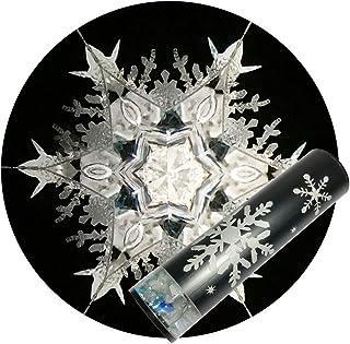 『季節の万華鏡』 オイル万華鏡 雪の結晶(ゆきのけっしょう)season-snow 【母の日】【父の日】【ギフト】【お祝い】