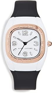 The Marc Jacobs Women's New Platform Watch, 36mm, Black/White, One Size