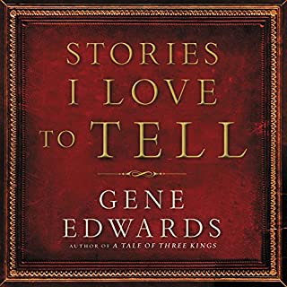 Stories I Love to Tell audiobook cover art