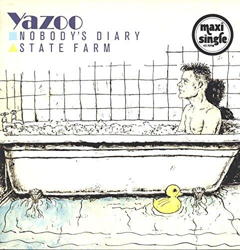 Yazoo - Nobody's Diary / State Farm - Mute - INT 126.812, Mute - 12 (YAZ 003)