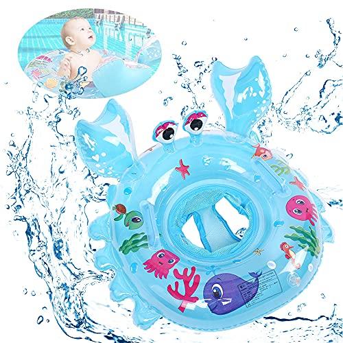 Baby Schwimmhilfe,Baby Schwimmen Ring,Kinder Schwimmsitz,Spielzeug Schwimmreifen,Schwimmhilfe Spielzeug,Aufblasbarer Baby Schwimmring,Baby Schwimmhilfen Mit Schwimmsitz PVC