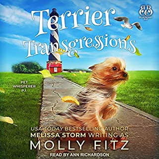 Terrier Transgressions cover art