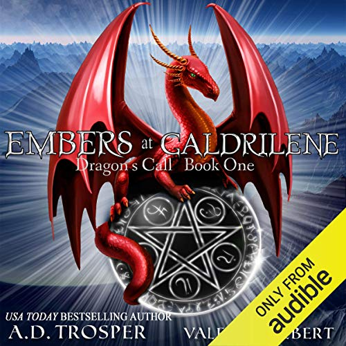 Embers at Galdrilene cover art
