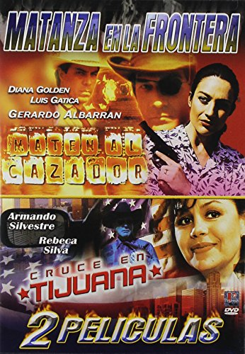 Matanza En La Frontera (2 Dvd) [Edizione: Stati Uniti]