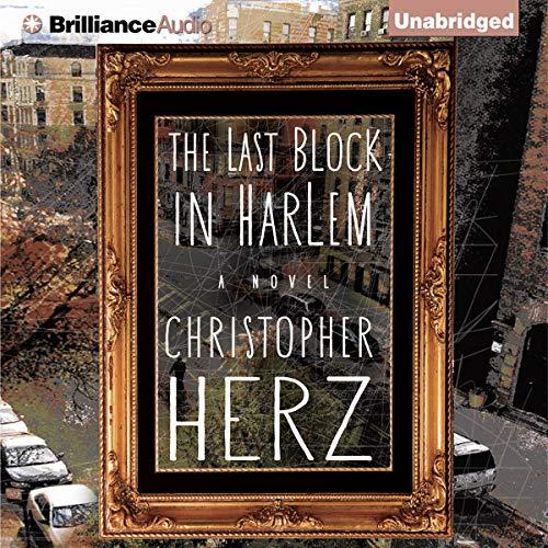 The Last Block in Harlem audiobook cover art