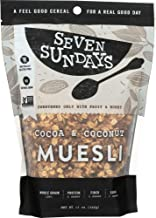product image for Seven Sundays (NOT A CASE) Muesli Cocoa Coconut