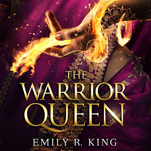 Couverture de The Warrior Queen