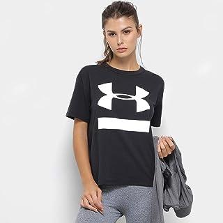 Camiseta Under Armour Big Logo Feminina