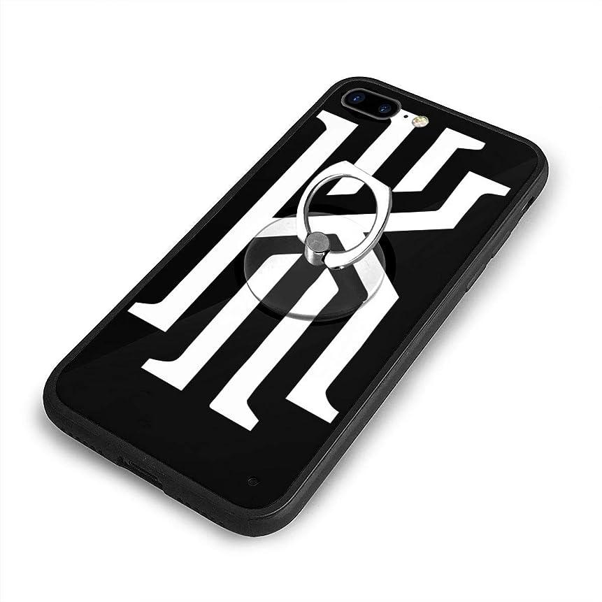 プロトタイプパワー登録するKyrie Irving カイリー アービングiPhone 7/8 Plusケースリングブラケット 携帯カバー 創意デザイン軽量 傷つけ防止 360°回転ブラケット 携帯ケース PC 衝撃防止 全面保護