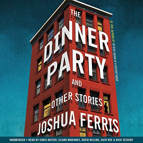The Dinner Party audiobook cover art