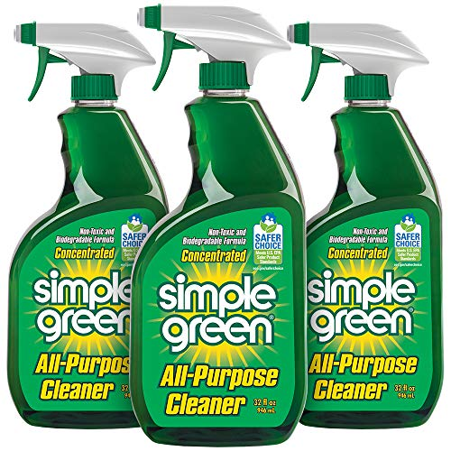 Simple Green Simple Green All-Purpose Cleaner - (Original, 3-32 Oz Spray)