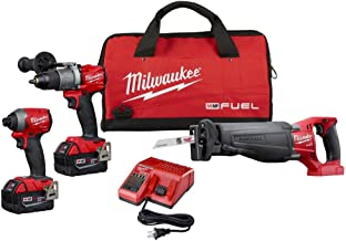 Milwaukee Electric Tools 2997-23 Fuel Combo Kit