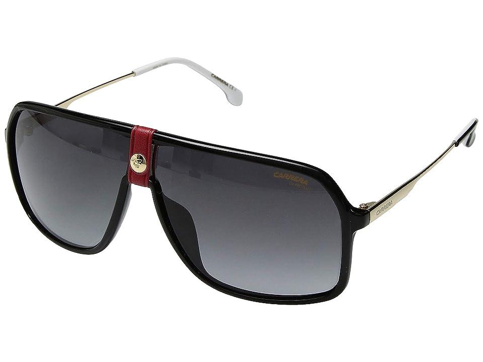 Carrera Carrera 1019/S (Gold/Red) Fashion Sunglasses