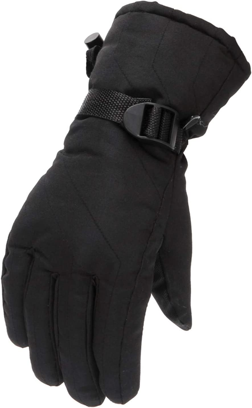 Ski & Snow Gloves Winter Insulated Warm Gloves for Boys Grils Outdoor Snowboarding Snowmobile Gloves -30°F Thermal Gloves