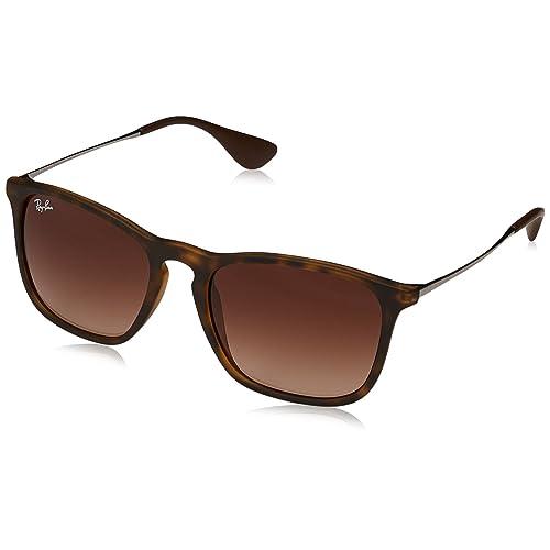 736131ec314dc Gafas de sol Rayban Hombre Lentes color  Amazon.es