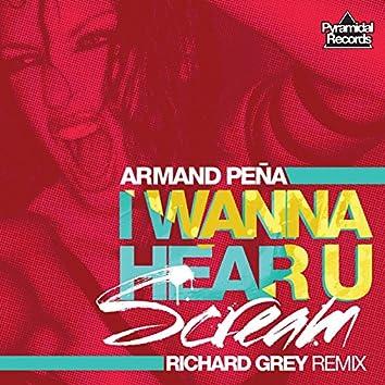 I Wanna Hear U Scream (Richard Grey Mix)