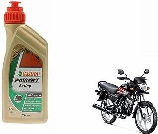 Castrol Power1 10W-50 4T 1 Litre Bike Engine Oil-Honda CD 110 Dream