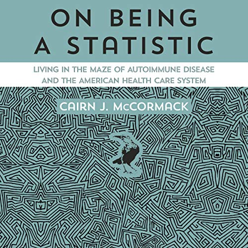 On Being a Statistic audiobook cover art