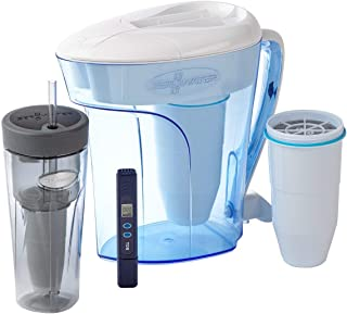 zerowater 12 cup pitcher set
