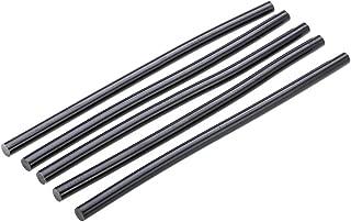 Expressus - 2/5/8/10Pcs Black Hot Melt Glue Sticks Hot Melt Gun Glue Sticks for DIY Repair Tool Hot Glue Stick (2Pcs)