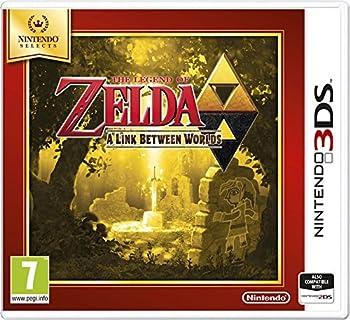 Nintendo Selects - Legend of Zelda  A Link Between Worlds  Nintendo 3DS