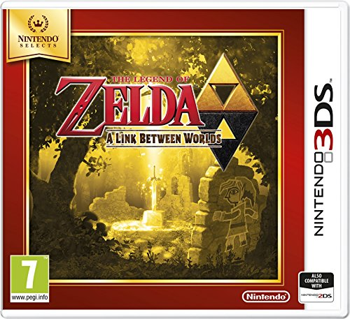 The Legend of Zelda: A Link Between Worlds 3DS [