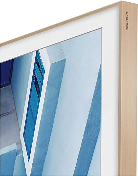 Samsung 65 The Frame Customizable Bezel Beige
