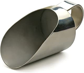 vintage metal scoop