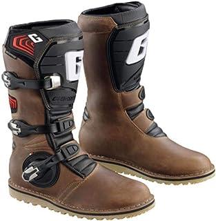 Gaerne Balance Oiled MX Boots Brown 11 USA