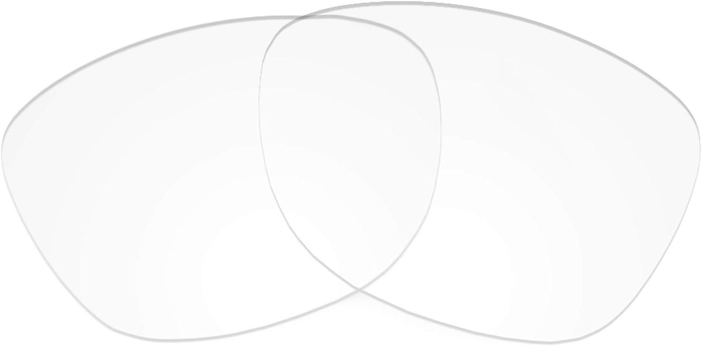 Revant Verres de Rechange pour Ray-Ban RB4258 50mm - Compatibles avec les Lunettes de Soleil Ray-Ban RB4258 50mm Cristallin - Non Polarisés