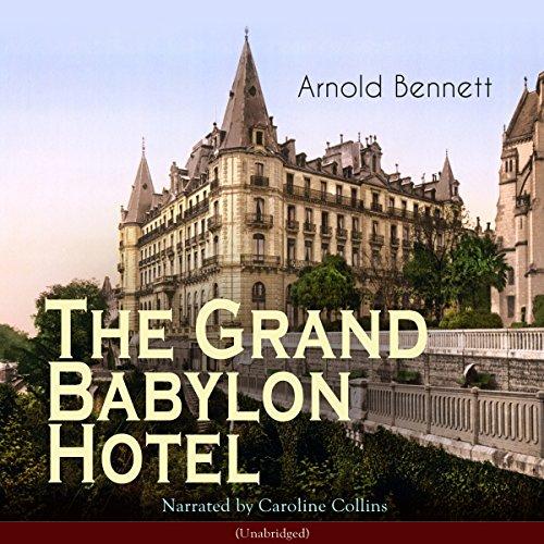 The Grand Babylon Hotel audiobook cover art