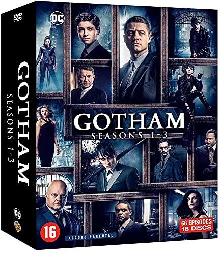 Coffret gotham, saisons 1 à 3, 66 épisodes