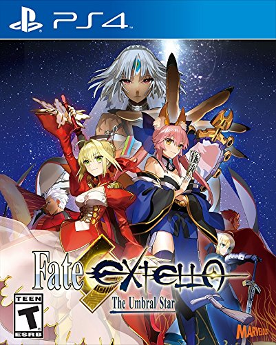 Fate/EXTELLA The Umbral Star (輸入版:北米) - PS4