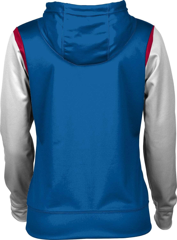 ProSphere Fairleigh Dickinson University Girls' Pullover Hoodie, School Spirit Sweatshirt (Tailgate)