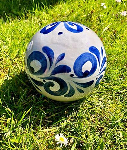 #GARTENDEKORATION Bembel Kugel für den #Garten