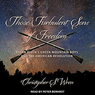 Those Turbulent Sons of Freedom audiobook cover art