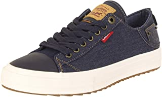 Levi's Mens Neil Lo 501 Denim Fashion Sneaker Shoe