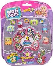 MOJIPOPS - Blister 8 figuras (6 figuras MojiPops y 2