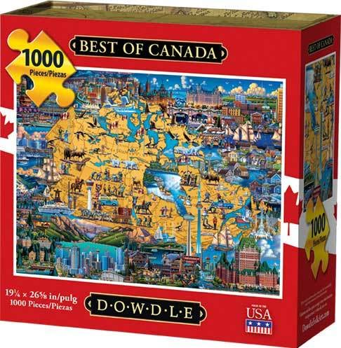 1000 piece puzzles dowdle - 3