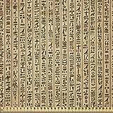 ABAKUHAUS ägyptisch Stoff als Meterware, Ancinet