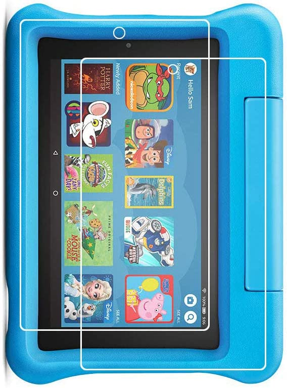 for Max New Free Shipping 40% OFF All-new Fire 7 Kids Edition Protector 9th Screen Gen Tablet