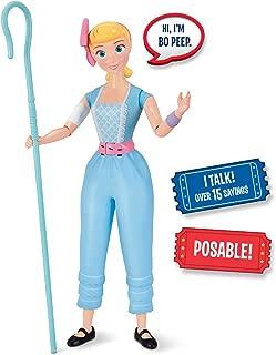 Toy Story Disney Pixar 4 Bo Peep Talking Action Figure