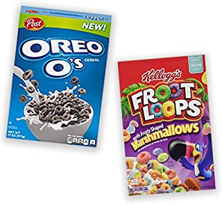Oreo+Froot Loops Pack Cereales