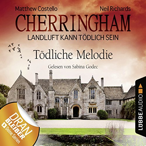Tödliche Melodie audiobook cover art