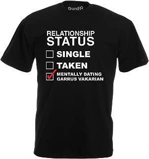 Mentally Dating Garrus Vakarian, Mens Printed T-Shirt