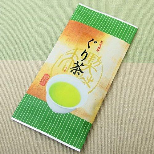 【Pick up!】 ぐり茶 (嬉野茶・蒸し製玉緑茶)